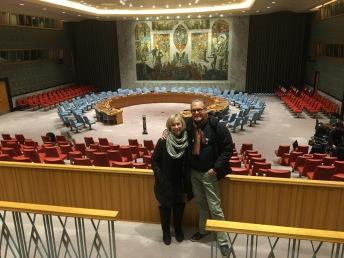Security Council of the UN