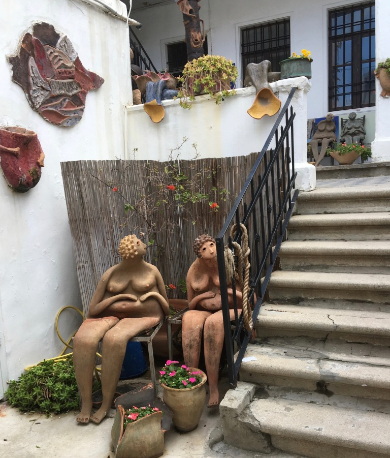 Art gallery in Neve Tzedek