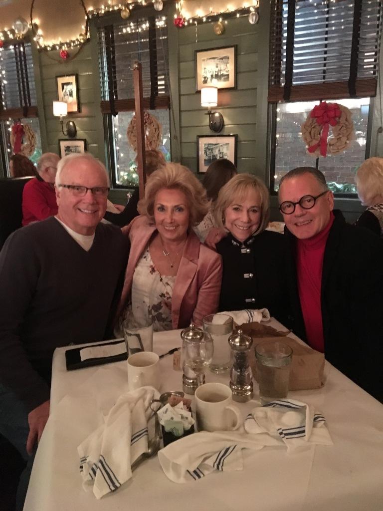 Dinner with Glenn & Diana